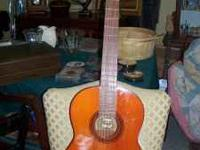 Yamaha G-55A Classical Acoustic Guitar $70. Please pick