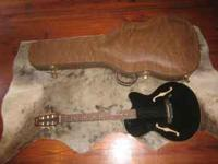 Yamaha AEX-500N Semi-hollow Body Electric/Classical
