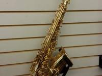 Great Yamaha alto sax, early to mid 1970s. In excellent