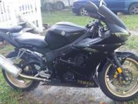 sell 2009 Yamaha YZF-R6 engine with 7200 miles in good