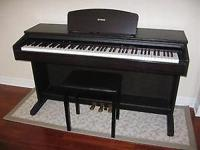 I am selling a Yamaha Arius 141 digital piano. I simply