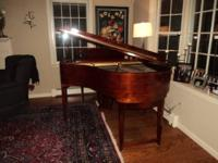 This Yamaha 160 digital grand piano,is in excellent