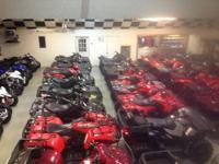 Raptor - 250 350 700 sport models $2695-5495 YFZ450 and