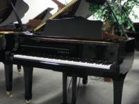 Yamaha C1 Baby Grand Piano Classic Yamaha Touch and