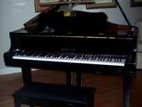 Like new condition Yamaha baby grand made in Japan.New