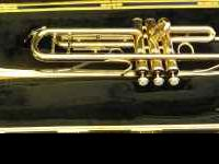 Both the Yamaha YTR2335 and the Bach TR300 trumpets are