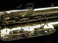 YBS-61 Sax is in very good playing condition and