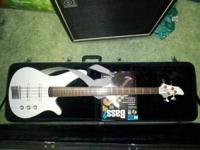 Yamaha Bass Guitar $600 RBX4A2 4-string With