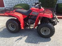 Very NICE 2002 Bear Tracker 250 - excellent original