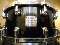 I have a yamaha birch custom absolute snare, its in