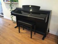 Yamaha Clavinova CLP-230 Digital Piano in Polished