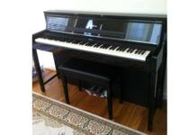 ***AS NEW*** Yamaha Digital Piano - Clavinova Model