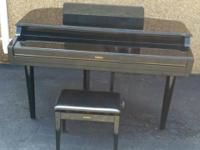 JUST IN TIME FOR CHRISTMAS!!!!! 88-Key Clavinova Grand