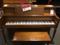 New Arrival Pre owned Yamaha M212 console piano, serial