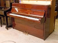 ~ Yamaha Console Upright Piano model M1A ~ ~ Handsome