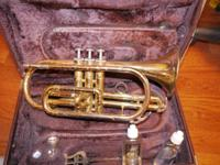 Item Description.  model: YCR2330.  Instrument used in