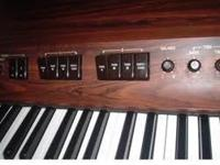 I have a very nice working Yamaha CP30 Vintage Electric