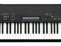 The new Yamaha CP40 Stage digital piano features a