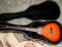 "Yamaha CSF-60 ""Small-bodied parlor guitars are so"
