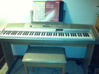I have a VERY Nice, mint condition, Yamaha DGX - 500