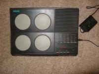 Yamaha Digital Drums - model DD-5 - works great! Has 30