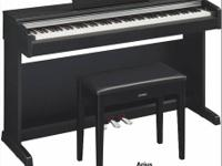 Perfect for the beginning student and hobbyist piano