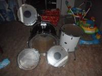 have a yamaha drum set dont have all the parts but the
