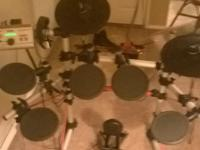 I have a Yamaha DTXpress 4 drum set in great condition