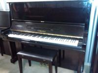 -Now Available for Sale-Fully Reconditioned Yamaha