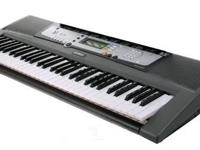 electronic keyboard yamaha portable psr 140 lady lake. Black Bedroom Furniture Sets. Home Design Ideas
