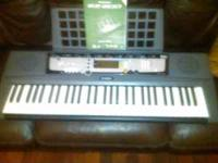 I have a Yamaha EZ-200 brand new out of the box. The