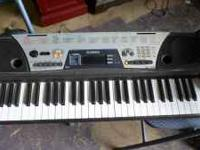 GOOD WORKING YAMAHA KEYBOARD THIS IS THE ONE THE KEYS