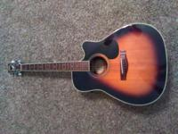 Bought a new Martin for Christmas so I am selling my