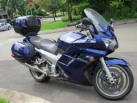 2005 Yamaha - FJR 1300 30,000 miles Mint condition,