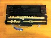 Yamaha Flute for 190$ I used to use this in high