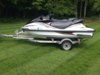 2005 Yamaha FX High Output Jet Skis. I purchased these
