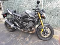 Yamaha 2012 FZ8, Low miles, 4,650. No hurry to sell but