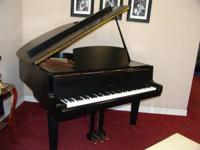 Piano was purchased new in 1972 had one owner. They had