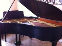 Need to sell our Yamaha G2 Baby Grand piano. Walnut