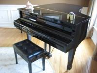 The high quality Yamaha Grand G2 Piano is chosen by