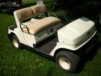 Yamaha golf cart, needs work- $375 or trade call