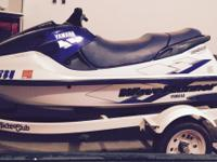 1998 GP1200 Yamaha Waverunner. Call or leave txt for