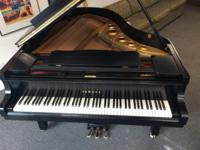 Yamaha grand piano concert series model C-3 built in