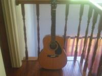 Steel string F-310. In excellent condition, simply will