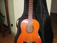 YAMAHA G-50 Acoustic, GUITAR, spruce top, terrific