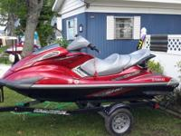Yamaha 09, SHO, Supercharged  FX Cruiser, 97