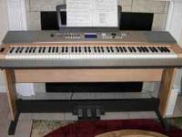 YAMAHA YPG635 Keyboards Asking Price: $700.00 As you