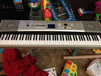 I have a Yamaha Digital Grand Keyboard that has been