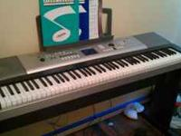 WONDERFUL CONDITION YAMAHA KEYBOARD 400 OBO QUESTIONS?