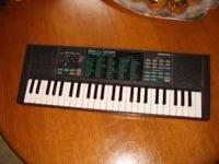 Yamaha PSS-270 Key board. Works Great! $50 or best